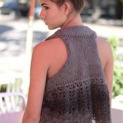 BE Vest by Monika Ramizi Handmade Knitwear
