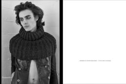 Handmade sweaters by Monika Ramizi